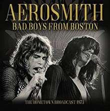 Aerosmith: Bad Boys From Boston: The Hometown Broadcast 1973, CD