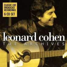 Leonard Cohen (1934-2016): The Archives, 6 CDs