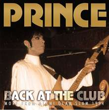 Prince: Back At The Club: More From Miami Glam Slam 1994, CD