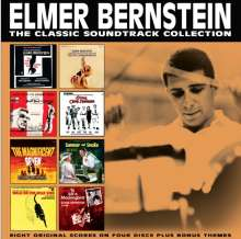 Filmmusik: The Classic Soundtrack Collection, 4 CDs