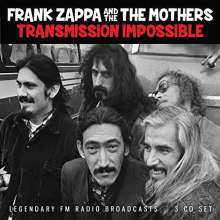 Frank Zappa (1940-1993): Transmission Impossible: Legendary FM Radio Broadcasts, 3 CDs