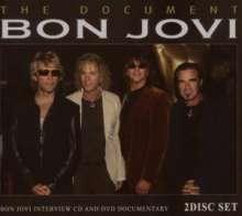 Bon Jovi: The Document (CD + DVD), 2 CDs