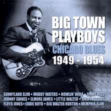 Chicago Blues 1949 - 1954: Big Town Playboys, 2 CDs