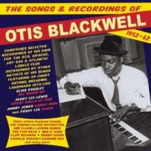 Otis Blackwell: The Songs & Recordings Of Otis Blackwell 1952 - 1962, 2 CDs