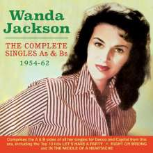 Wanda Jackson: Complete Singles As & Bs 1954 - 1962, 2 CDs