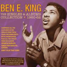 Ben E. King: The Singles And Albums Collection 1960-62, 2 CDs