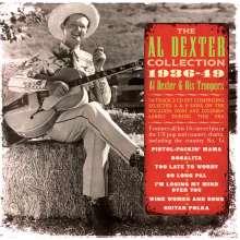 Al Dexter: Al Dexter Collection 1936-49, 2 CDs