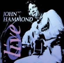 John Hammond: Live, CD