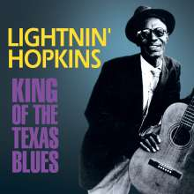 Sam Lightnin' Hopkins: King Of The Texas Blues, CD