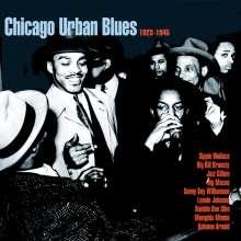 Chicago Urban Blues 1923 - 1945, CD