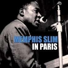 Memphis Slim: In Paris 1968 - 1969, CD