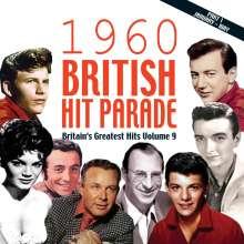 1960 British Hit Parade Part 3 (Vol. 9), 4 CDs