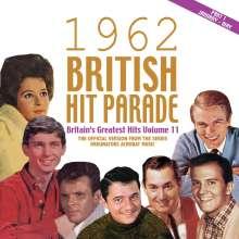 Oldie Sampler: 1962 British Hit Parade Volume 11 Part 1: January - May, 4 CDs