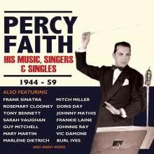 Percy Faith: His Music, Singers & Singles, 4 CDs