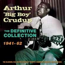 "Arthur ""Big Boy"" Crudup: The Definitive Collection 1941 - 1962, 4 CDs"