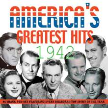America's Greatest Hits 1942, 4 CDs