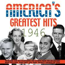 America's Greatest Hits 1946, 4 CDs