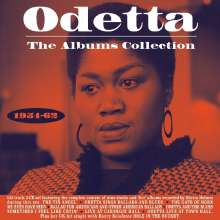 Odetta: The Albums Collection 1954 - 1962, 5 CDs
