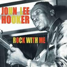 John Lee Hooker: Rock With Me, CD