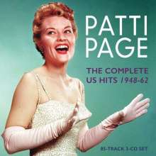 Patti Page: The Complete US Hits 1948 - 1962, 3 CDs