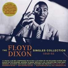 Floyd Dixon (1929-2006): The Floyd Dixon Singles Collection 1949 - 1962, 3 CDs