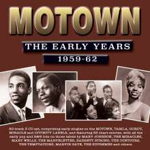 Motown - The Early Years 1959-62, 3 CDs