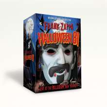 Frank Zappa (1940-1993): Halloween 81: Live At The Palladium, New York City (Limited Special Edition), 6 CDs und 1 Merchandise