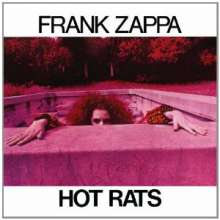Frank Zappa (1940-1993): Hot Rats, CD