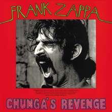 Frank Zappa (1940-1993): Chunga's Revenge, LP