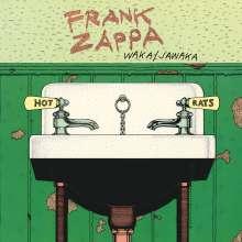Frank Zappa (1940-1993): Waka/Jawaka, CD