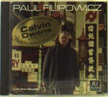 Paul Filipowicz: Chinatown, CD