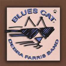 Debra Band Farris: Blues Cat, CD