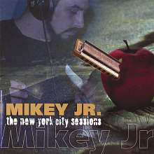 Mikey Junior: New York City Sessions, CD