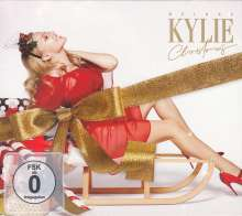 Kylie Minogue: Kylie Christmas (Deluxe-Edition), 1 CD und 1 DVD