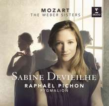 Sabine Devieilhe - Mozart - The Weber Sisters, CD