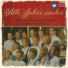 Bielefelder Kinderchor - Alle Jahre wieder, CD