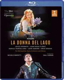 Gioacchino Rossini (1792-1868): La Donna del Lago, Blu-ray Disc