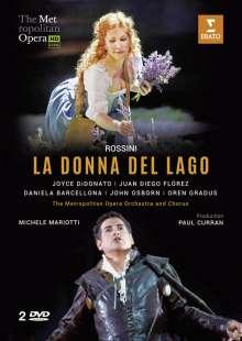 Gioacchino Rossini (1792-1868): La Donna del Lago, 2 DVDs