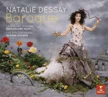 Natalie Dessay - Baroque, 2 CDs und 1 DVD