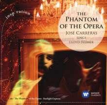 Jose Carreras - The Phantom of the Opera, CD