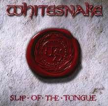 Whitesnake: Slip Of The Tongue (2009 Remaster) (+3 Bonus Tracks), CD