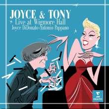 Joyce DiDonato & Antonio Pappano - Joyce & Tony Live at Wigmore Hall, 2 CDs