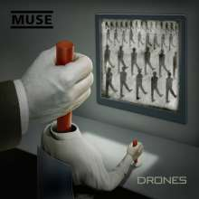 Muse: Drones (Explicit), CD