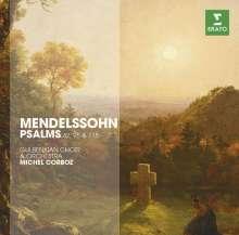 Felix Mendelssohn Bartholdy (1809-1847): Psalmen opp.31,42,46, CD