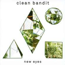 Clean Bandit: New Eyes (New Edition), CD