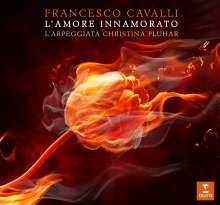 Francesco Cavalli (1602-1676): Arien & Instrumentalstücke aus Opern - L'Amore Innamorato, CD
