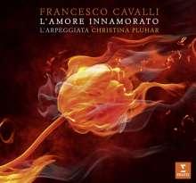 Francesco Cavalli (1602-1676): Arien & Instrumentalstücke aus Opern - L'Amore Innamorato (limitierte Deluxe-Ausgabe mit DVD), 1 CD und 1 DVD