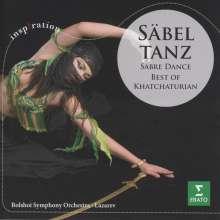 Aram Khachaturian (1903-1978): Aram Khachaturian - Säbeltanz (The Best of Khachaturian), CD