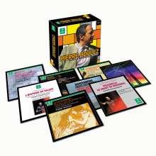 Pierre Boulez - The Complete Erato Recordings, 14 CDs