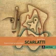 Domenico Scarlatti (1685-1757): Cembalosonaten, 2 CDs